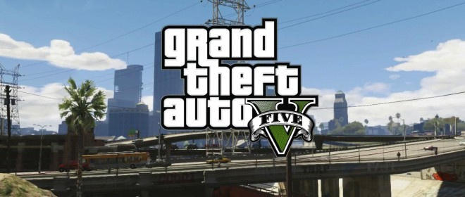 Grand Theft Auto V gameplay : First video