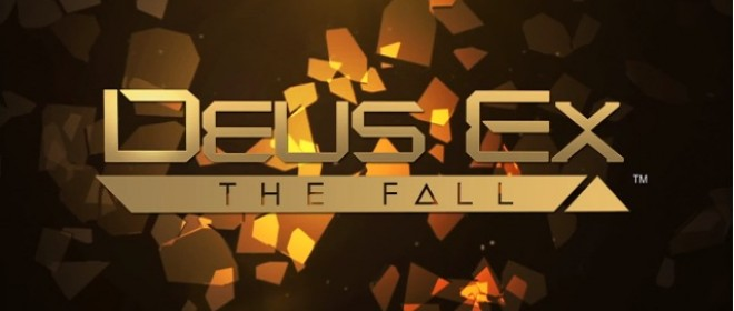 Deus Ex:The Fall coming to iOS!