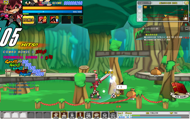 Elsword Online MMO Out Now