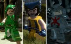 Latest screenshots for LEGO Marvel Super Heroes videogame