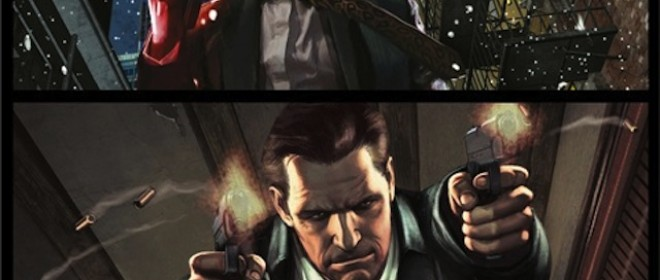 The Max Payne 3: The Complete Series Graphic Novel out this October