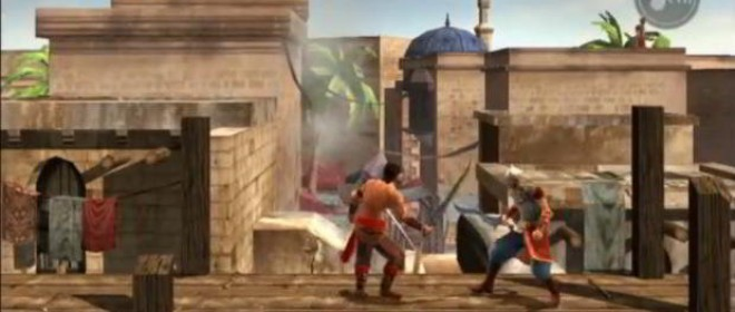 Prince of Persia: The Shadow and the Flame now out on mobile