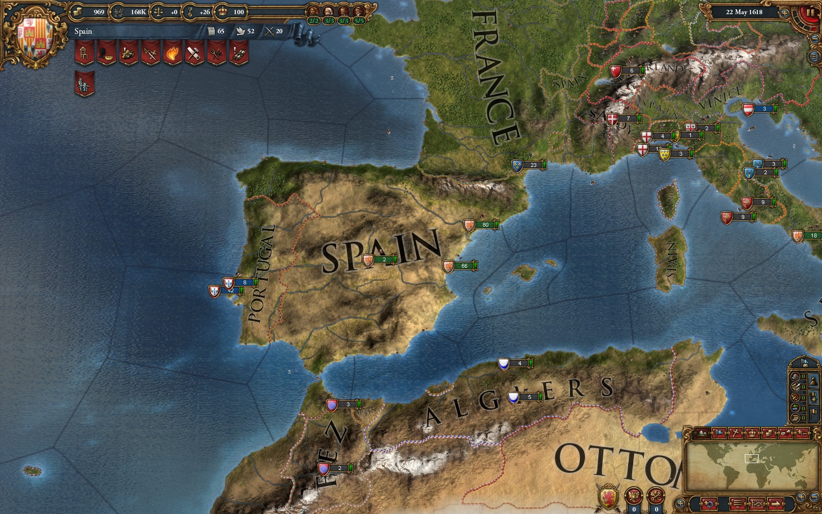Europa Universalis IV Release Einfo Games - Countries of the world game