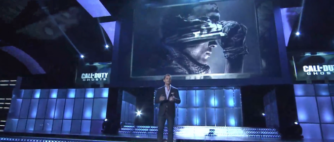 Call of Duty: Ghosts Multiplayer Revealed!