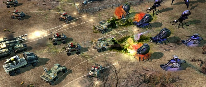 Story-Driven Campaign Missions For Command And Conquer 2013!