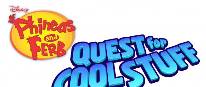 Phineas and Ferb Quest For Cool Stuff  Available In North America
