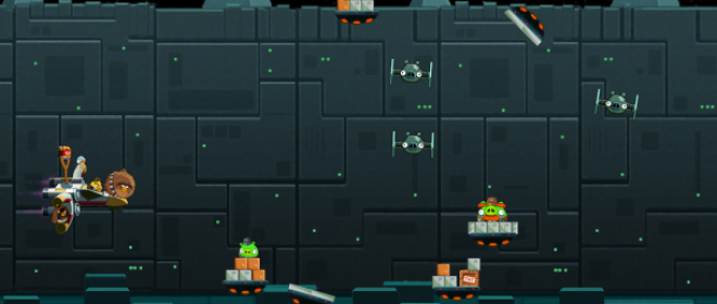 Angry Birds Star Wars coming to consoles this autumn