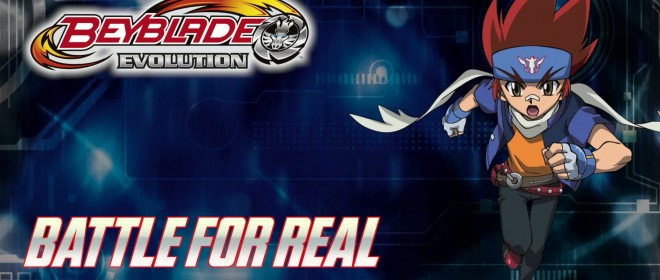 Beyblade Evolution will be out this fall as a 3DS exclusive.