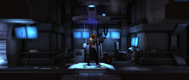Survival Horror Game Dark Matter Will Be Published By Iceberg Interactive