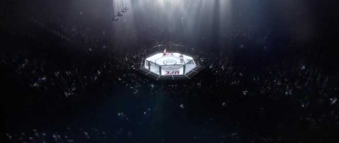 EA Sports UFC Pre-Alpha Gameplay Footage