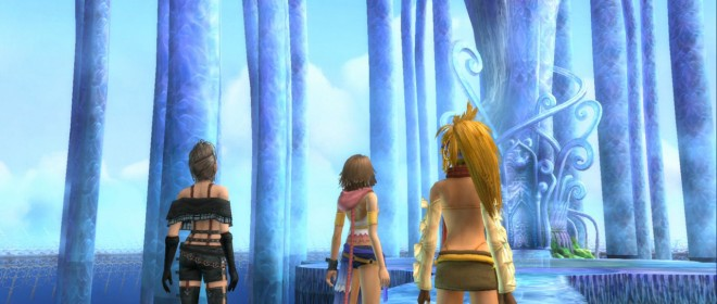 Latest Final Fantasy X/ X-2 HD Remastered Screenshots