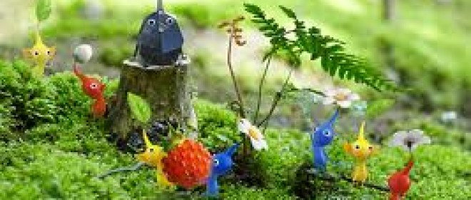 Nintendo kicks off the month of August with the release of Pikmin 3