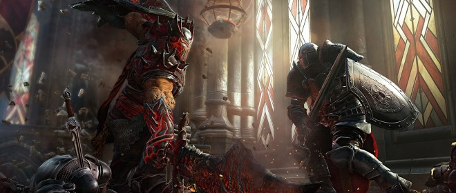CI GAMES UNVEILS A TRAILER FOR LORDS OF THE FALLEN