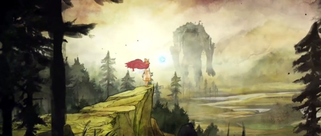 Child of Light Announcement Trailer