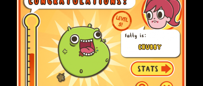 Fatty's tasty new update makes him larger-than-life on Android and iOS