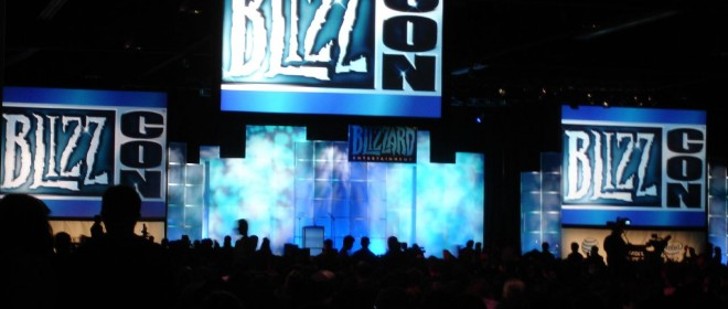 "BlizzCon offering golden ""Virtual Ticket"""