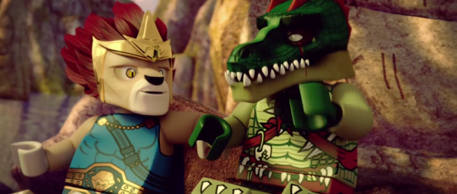 LEGO Legends of CHIMA: Laval's Journey comes to the Nintendo DS