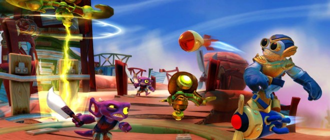 The Magic of Skylanders SWAP Force Joins Nintendo 3DS