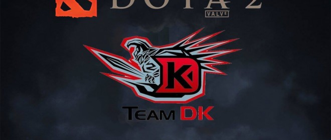 Chinese Dota 2 Team DK Joins Lineup at MLG