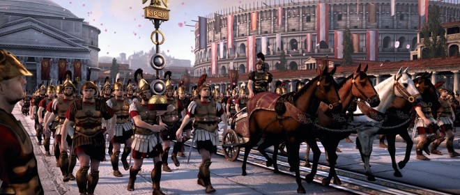Total War: Rome II Launch Trailer released