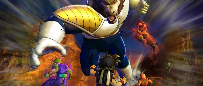 NAMCO UNVEILS  NEW DRAGON BALL Z: BATTLE OF Z DLC