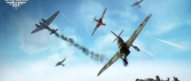 World of Warplanes Release Date Changed