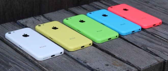 The iPhone 5S and 5C crush sales records