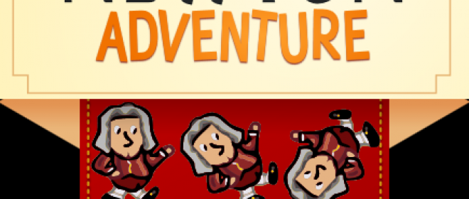 Newton Adventure Gets Mods!