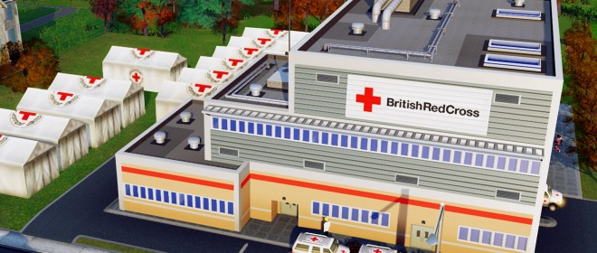 EA and The British Red Cross to offer aid in SimCity