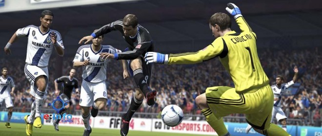 'Game' secures exclusive FIFA 14 content through EA Sports partnership