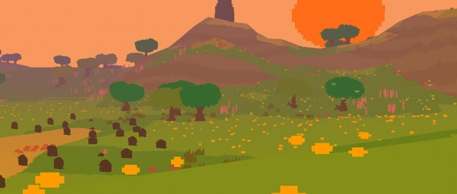 Proteus Port For PS3 and Vita!!!