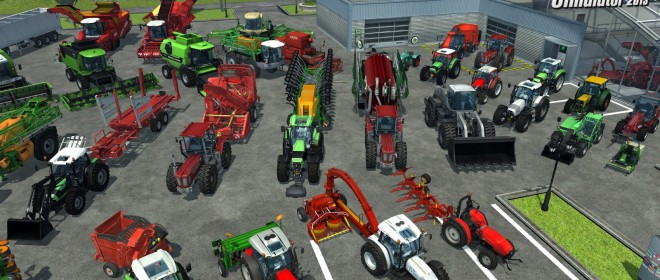 Farming Simulator 14 coming soon to smartphones