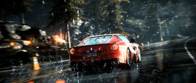 EA Announces Next Generation Need For Speed Rivals Release Date