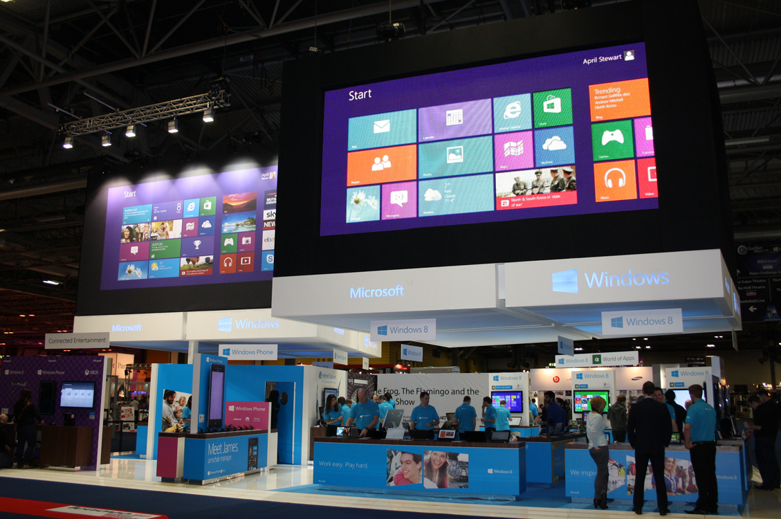 Microsoft Windows Extends Gadget Show Live Headline