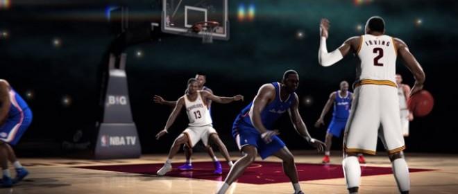 NBA Live 14 Lineup Revealed
