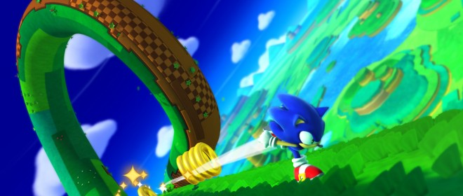 SEGA Announces Sonic The Hedgehog Animated Series