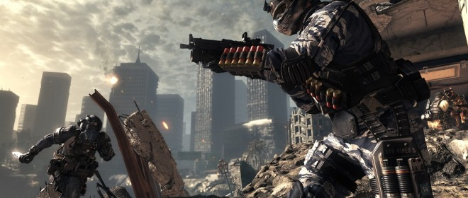 Different Call of Duty: Ghosts Resolution on Next Gen Systems
