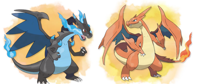 Mega Charizard X Joins The Mega Evolution Roster