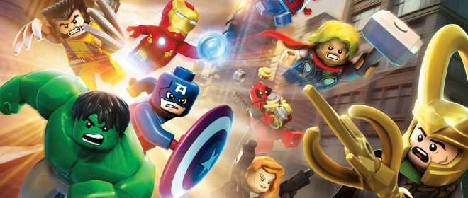 LEGO Marvel Superheroes meets Thor: The Dark World !!!