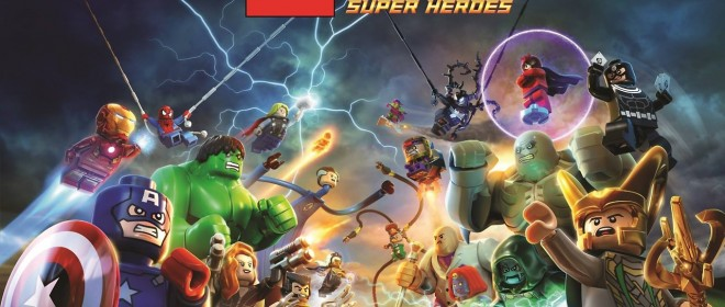 Lego Marvel Super Heroes Out 11/15 for UK
