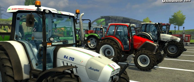 Farming Simulator 2013 Titanium Launch Trailer Reveal