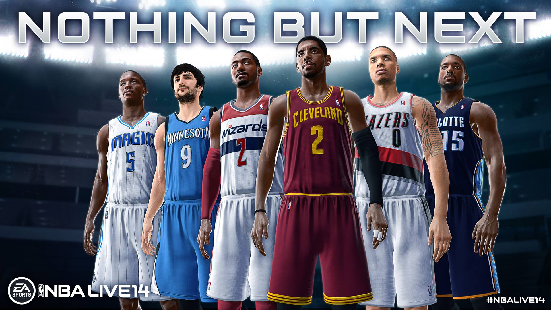 NBA Live 14 Unveils Extended Gameplay Trailer