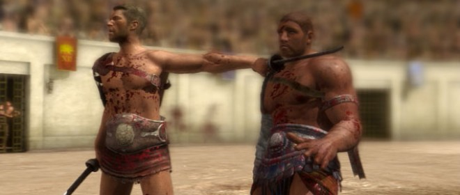 Become the Champion of Capua in the new Spartacus Legends update