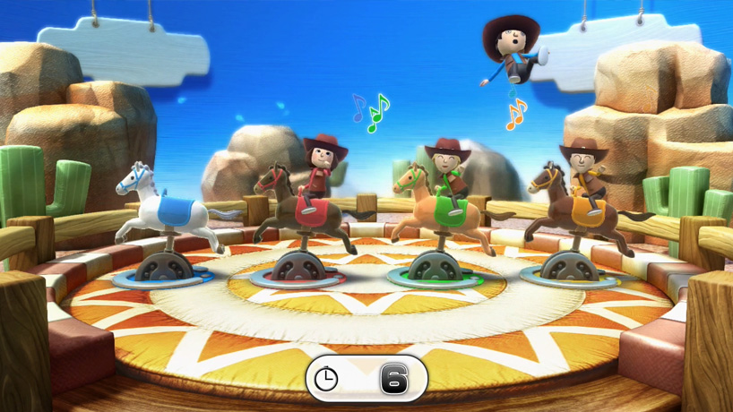 Wii Party U Hits Store Shelves October 25th