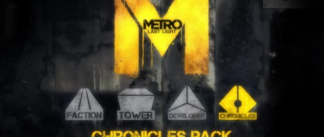 Final add-on for Metro: Last Light !!!