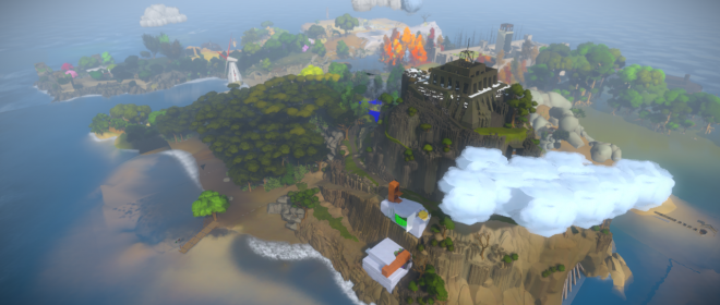 The Witness World Will Be Huge, But Maybe Not on Xbox