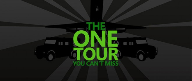 Microsoft announces UK 'Xbox One Tour Dates'