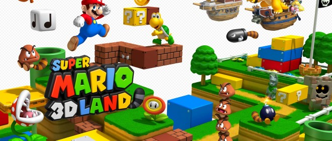 Free Super Mario 3D Land promotion!