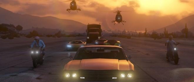 GTA Online Update 1.05