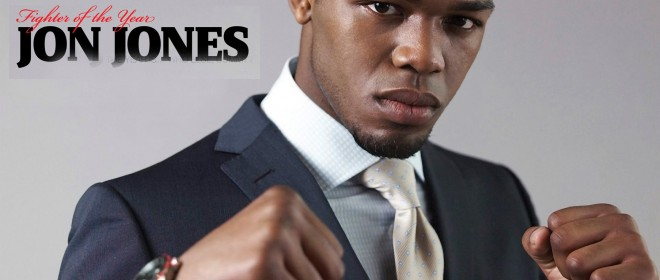 Jon Jones Named EA Sports UFC Cover Athlete